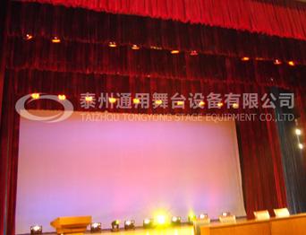 广州海珠区政府礼堂